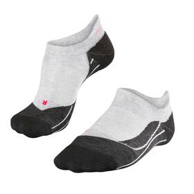 Falke RU4 Invisible Running Socks Women light grey